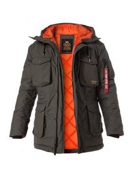 Kabát ALPHA Mountain All Weather