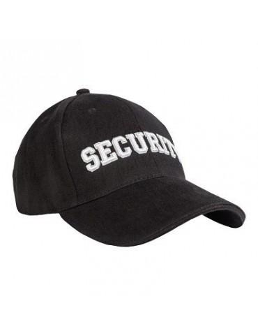 Čiapka baseball SECURITY, 3D