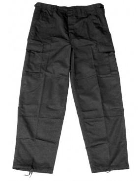 Nohavice BDU RTX, čierne