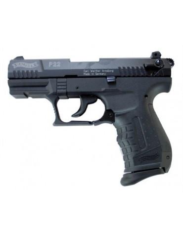 Pištoľ plynová WALTHER P 22, 9mm