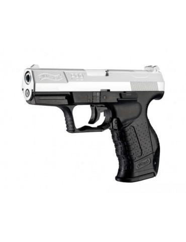 Pištoľ plynová WALTHER P 99, bicolor 9mm