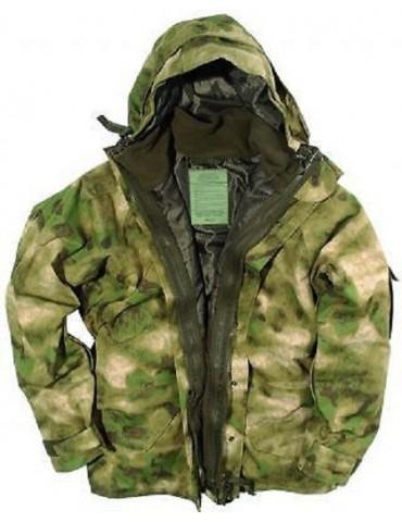 Kabát nepremokavý, FG mach