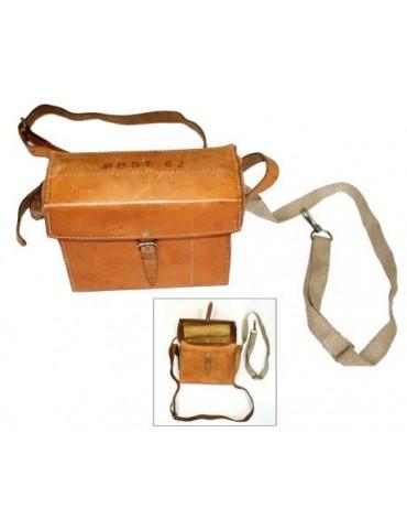 Brašňa kožená na náradie, použitá