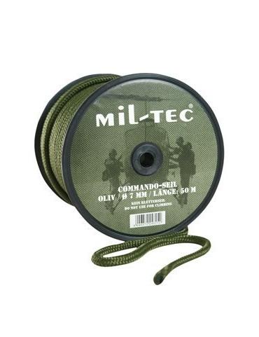 Lano COMMANDO 7mm / 50 m roll/