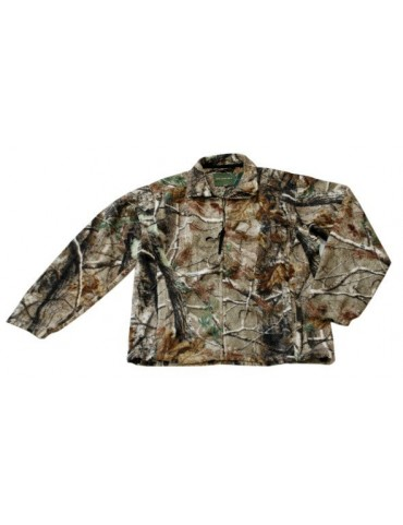 Bunda fleece MEDALIST HUNTGEAR, hardwood