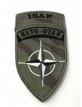 Nášivka ISAF, velcro