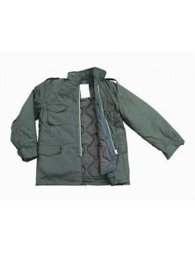 Kabát M-65, oliv