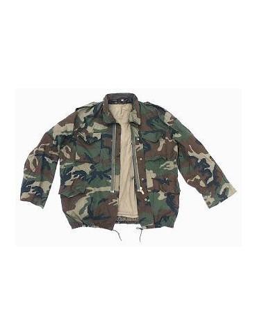 Kabát HRV woodland - originál