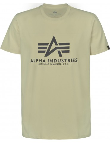 Tričko s potlačou ALPHA INDUSTRIES