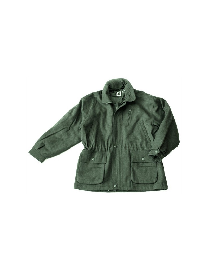 6d18e08e0 Kabát HUBERT vlnený oliv - ARMY SHOP SK