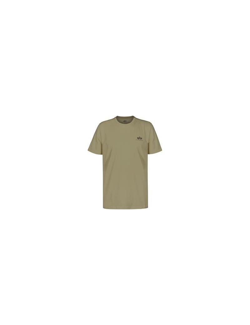 Tričko ALPHA INDUSTRIES Small Logo