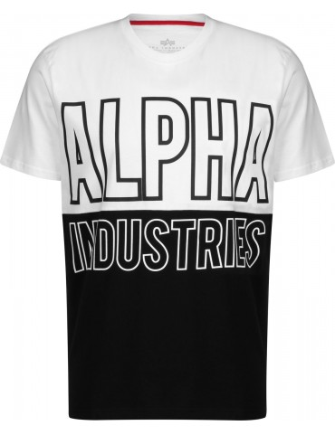 Tričko ALPHA INDUSTRIES Block T