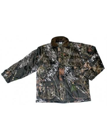 Kabát hardwood, zateplený