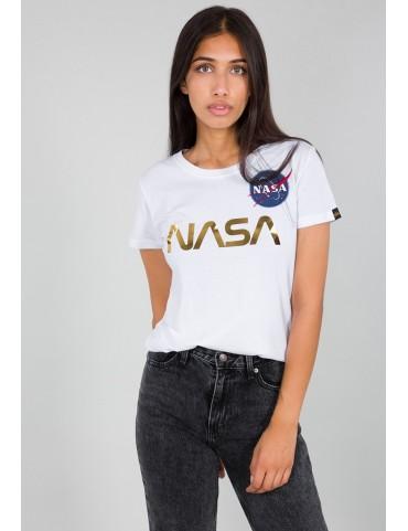 Tričko ALPHA dámske NASA PM