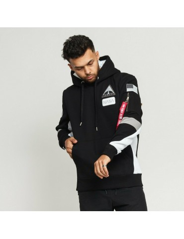 Mikina ALPHA INDUSTRIES Space Camp Hoody
