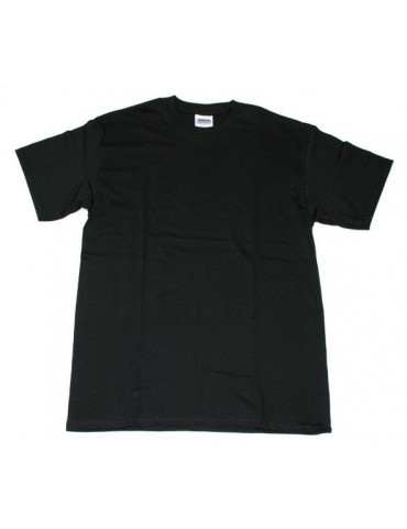 Tričko GILDAN, čierne