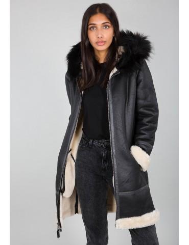 Kabát dámsky ALPHA B3FL Coat