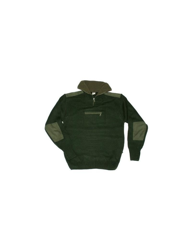 8f67507c780a9 Pulover pre poľovníkov THERMO - ARMY SHOP SK
