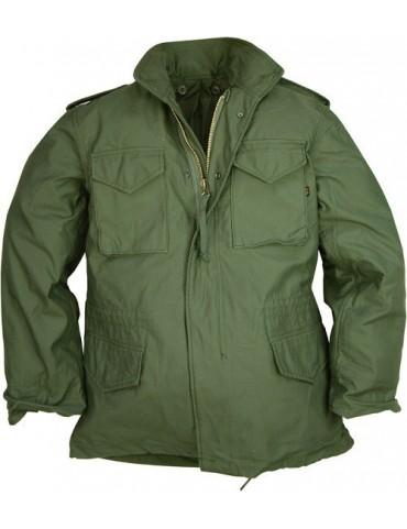 Kabát army ALPHA M-65