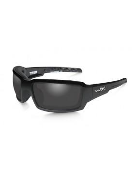 Okuliare Wiley X - TITAN Smoke Grey, polarizačné