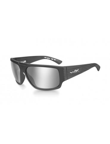 Okuliare Wiley X - VALLUS Silver Flash