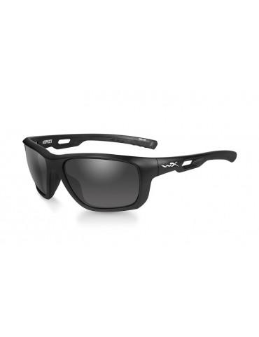 Okuliare Wiley X - ASPECT Smoke Grey