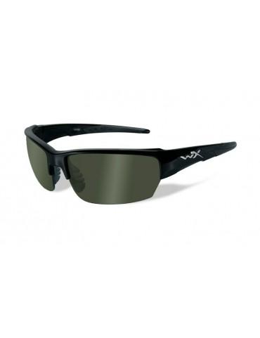Okuliare Wiley X - SAINT Green, polarizačné
