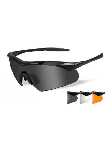 Okuliare Wiley X - VAPOR, 3 sklá