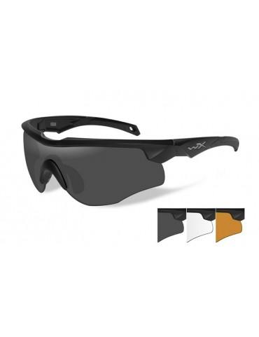 Okuliare Wiley X - ROGUE, 3 sklá