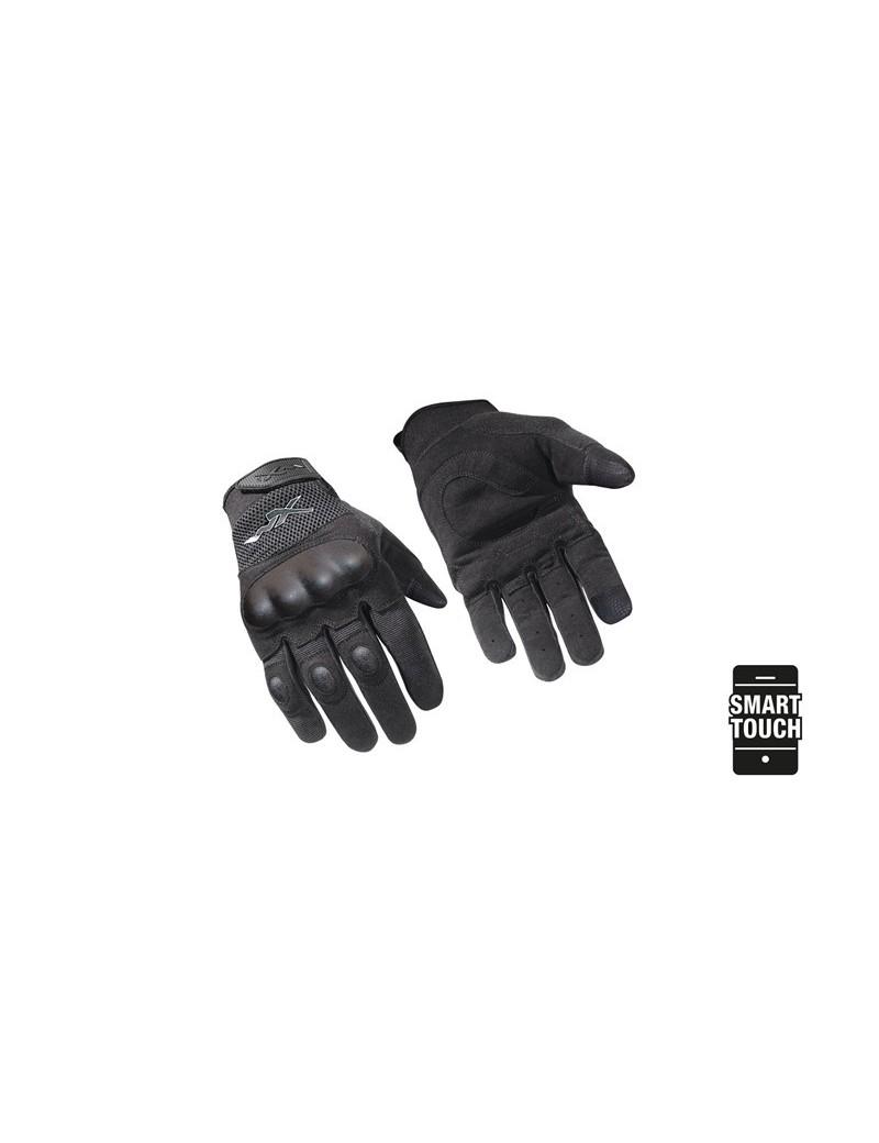Rukavice Wiley X - DURTAC SmartTouch, black