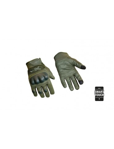 Rukavice Wiley X - DURTAC SmartTouch, foliage green
