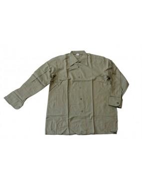 Košeľa vojakov ČSĽA, oliv - veľkosť 42