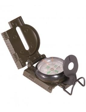 Kompas kovový MIL-TEC, oliv