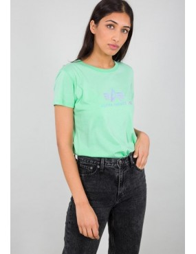 Tričko ALPHA INDUSTRIES dámske Rainbow T