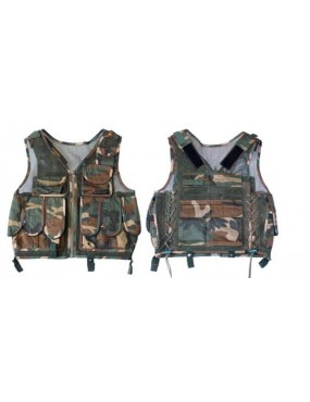 Vesta taktická HRV army, woodland