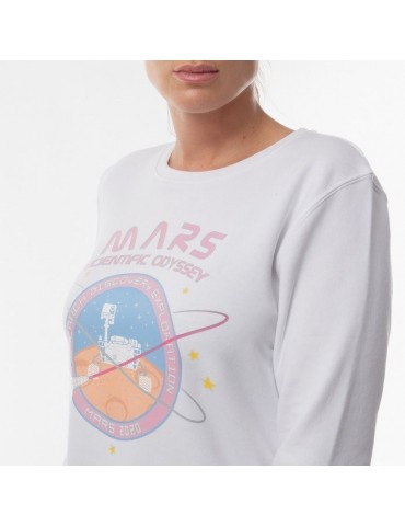 Mikina ALPHA dámska Misson To Mars Sweater
