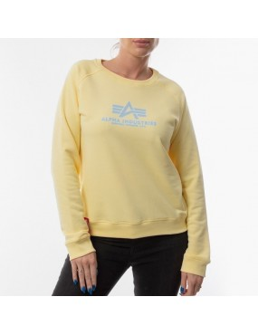 Mikina ALPHA dámska New Basic Sweater