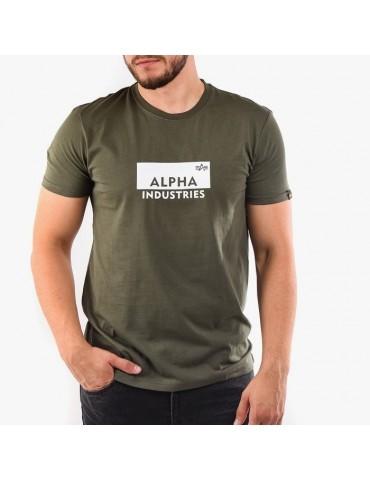 Tričko ALPHA INDUSTRIES Box Logo T