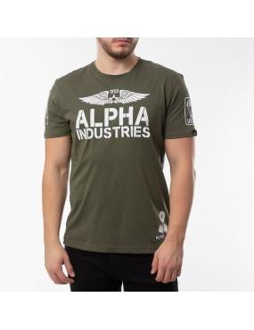 Tričko ALPHA INDUSTRIES Rebel T