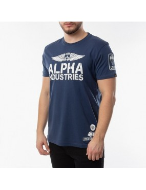 Tričko ALPHA INDUSTRIES Rebel T