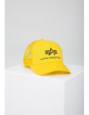 Čiapka ALPHA INDUSTRIES  Basic Trucker