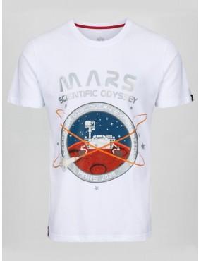 Tričko ALPHA INDUSTRIES detské Mission To Mars T