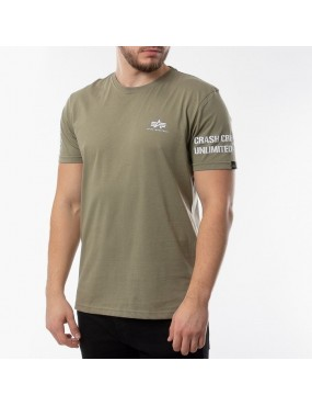 Tričko ALPHA INDUSTRIES Unlimited T