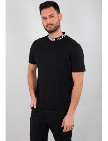 Tričko ALPHA INDUSTRIES Neck Print T