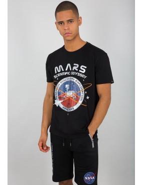 Tričko ALPHA INDUSTRIES  Mission To Mars