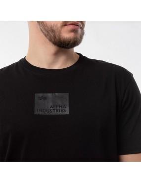 Tričko ALPHA INDUSTRIES Rubber Patch T