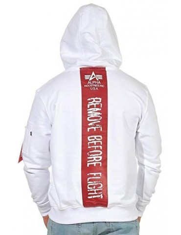 Mikina ALPHA INDUSTRIES RBF Latex Print Hoody