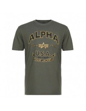 Tričko ALPHA INDUSTRIES Alpha FJ T