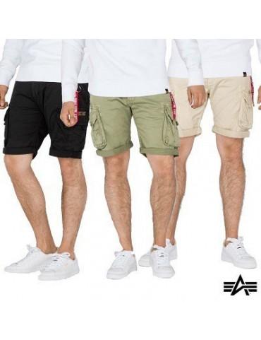 Nohavice krátke ALPHA Crew