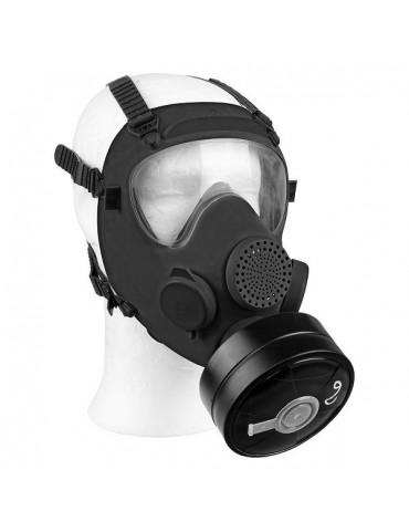 Maska plynová poľská MP5, čierna